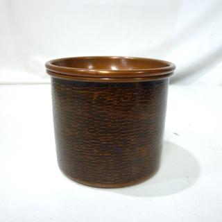 建水 銅製 煎茶道具 こぼし 金属工芸 茶器  札幌市 白石区 東札幌