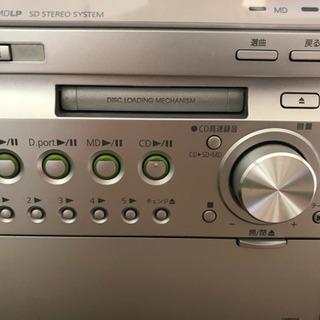 ミニコンポ Panasonic