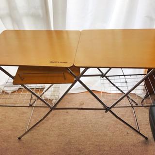 ユニフレーム キッチンスタンド テーブル UNIFLAME