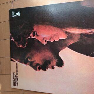 1970年代のLPレコード