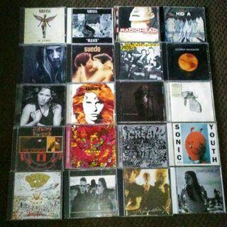 ROCK CD 20枚