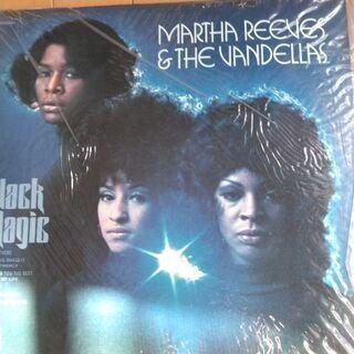 マーサリーブスのLPレコード