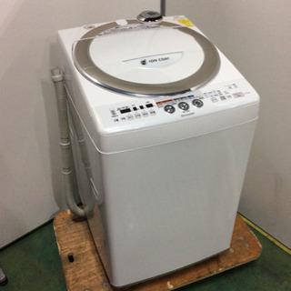 値下げしました!★洗濯乾燥機  SHARP  8.0/4.5kg...