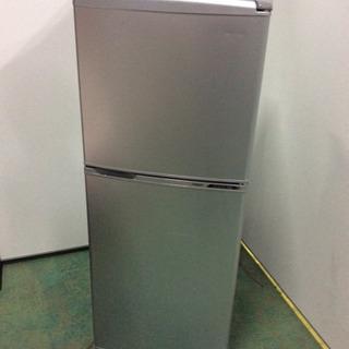2ドア冷蔵庫  AQUA  137L  ♪ 一人暮らしにオススメ...