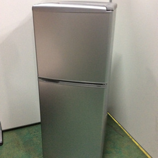 2ドア冷蔵庫  AQUA  140L ♪ 一人暮らしにオススメ ...