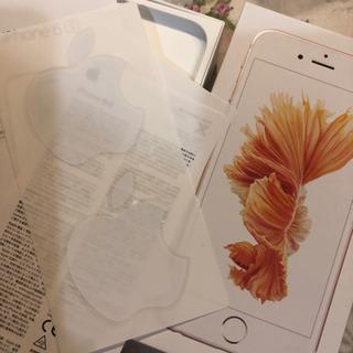 Apple アイフォン6S箱