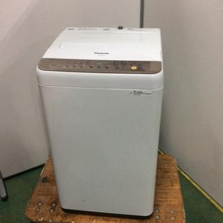 ファミリーにオススメ♪大型洗濯機  Panasonic  7.0...