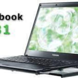 ノートパソコン 13インチ