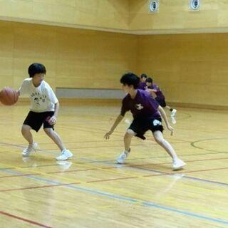 JOKERSバスケットスクール中学3年生~小学生まで募集中