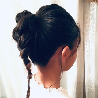 親子で参加‼️ 「サクッと出来ちゃう女の子向けヘアアレンジレッスン」