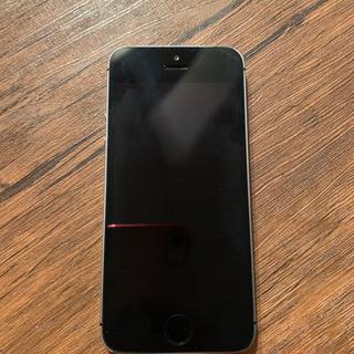 【最終値下げ】iPhone SE 16GB au