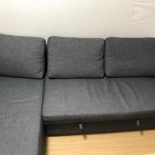 ソファベッドあげます。