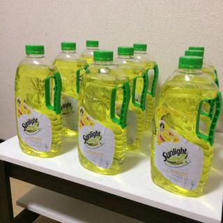 新品 サンライト 食器用洗剤 レモンの香り 1.5ℓ 9本セット