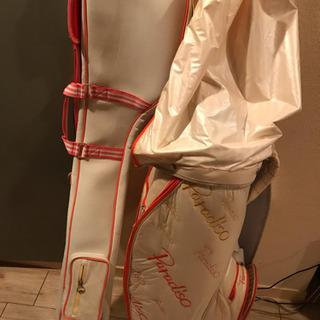 [良品]初心者向けキャディバッグ&練習用クラブバッグ