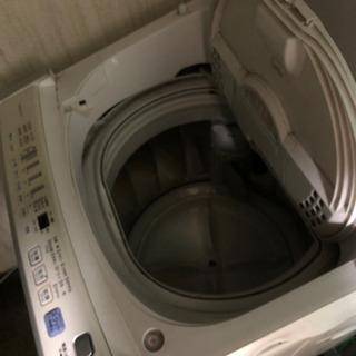 三菱MAW-D7YB 洗濯機譲ります