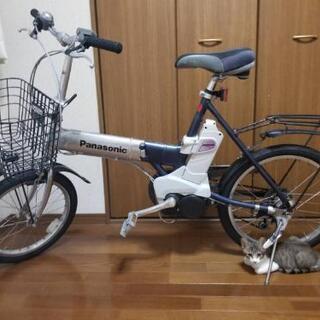 電動アシスト自転車 Panasonic OFFTIME(交渉中)