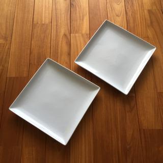 【上等】お皿 2枚セット 25cm×25cm