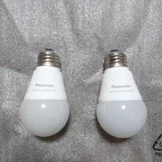 パナソニック LED電球 LDA7D-G/K60E/S/W 2個