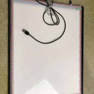 A3 LEDトレース台 薄型 USB
