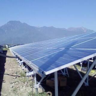 利回り11%超。野立て型太陽光発電(低圧FIT21円)1区画譲渡