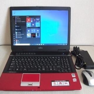 高速SSD120GB搭載 Fujitsu FMV-BIBL…