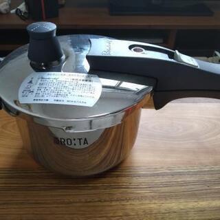 圧力鍋ワンダーシェフ3リットルサイズ