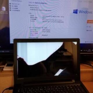[値下げ]Lenovo ideapad 300ー15IBR 液晶...