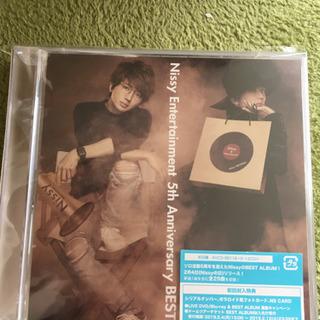 美品!AAA ニッシー nissy CD