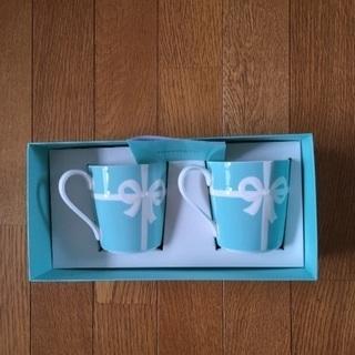 ティファニーマグカップ新品未使用