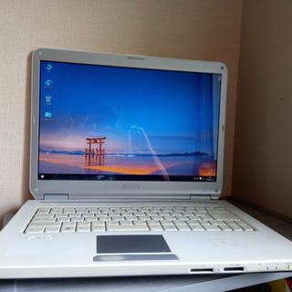 ノートパソコン SONY VAIO VGN-NR51B Wind...