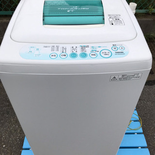 10年製 TOSHIBA 5kg 全自動洗濯機 TWIN …