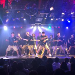 【新宿代々木】社会人ストリートダンスサークル