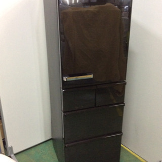 5ドア冷蔵庫  AQUA  415L 自動製氷 ★送料・設置無料...
