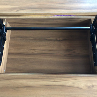 可動式天板のローテーブル − 宮城県