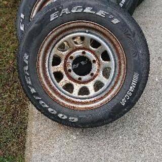 デイトナ クローム16インチ &NASCAR EAGLE#1