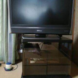 ビクターテレビ 2007年式 リモコン付
