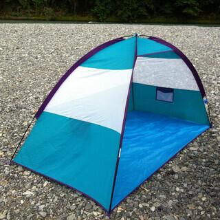 コンパクト収納  キャンプテント