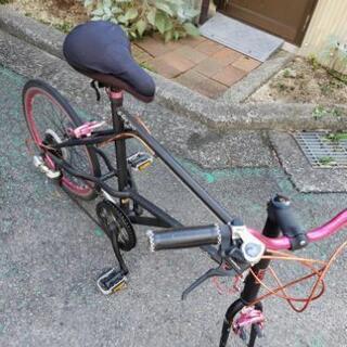 ミニベロのロード自転車🚲訳あり