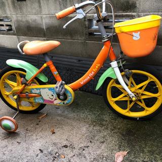 プーさん子供自転車