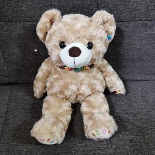 熊さんのぬいぐるみ2