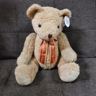 熊さんのぬいぐるみ3