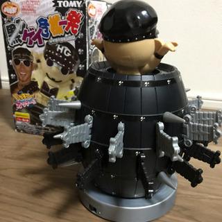 【美品】黒ひげ危機一発 レイザーラモンHGバージョン - おもちゃ
