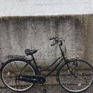 27インチの自転車
