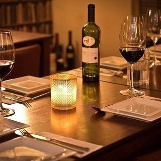 ソレイユの京都独身ワイン会
