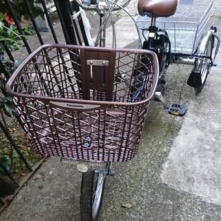 電動三輪自転車 ほぼ新品