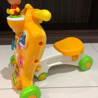 購入価格¥11,664極美品アンパンマンへんしんウォーカー