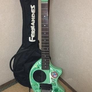 【値下げ】ZO-3 FERNANDES ギター