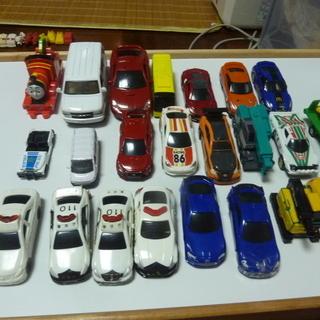 色々な車23点セット