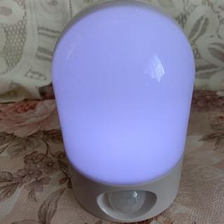 人感センサー LEDライト 2個