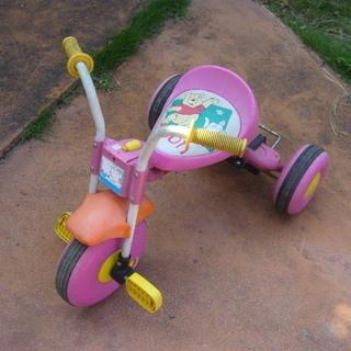 ★無料★三輪車 くまのプーさん